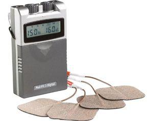 ofertas para - med fit 3 dispositivo de electroestimulación digital dos canales