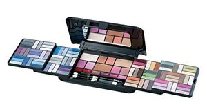 Mya Cosmetics Paleta de Maquillaje de 99 Colores - 1 Estuche opinión
