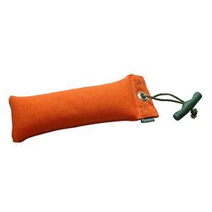 Cheap romneys junior dummy mit wurfgriff 250 g orange für das apporiertrainingapport und die hundeausbildung