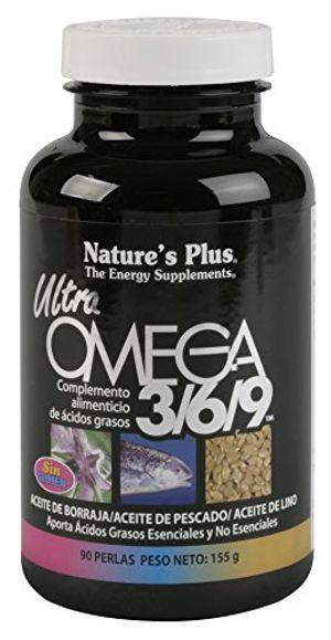 ofertas para - nature´s plus ultra omega 369 90 perlas