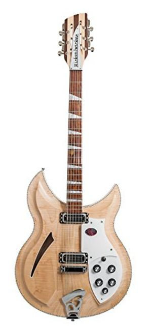 Top rickenbacker rn3812v69mg 38112v69 mapleglo