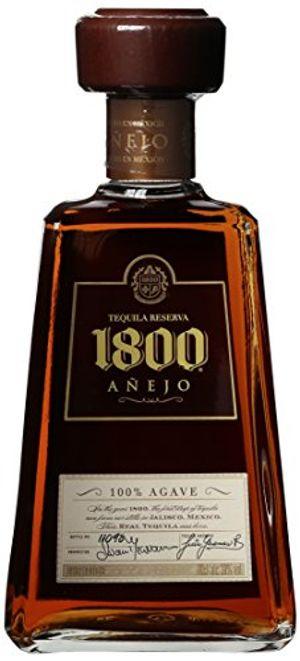 deals for - jose cuervo 1800 tequila añejo 1 x 07 l
