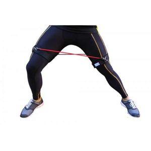 FH Extreme Training Leg Resistance Bands, 13 pc kinetic workout set, PILATES, plyometrics, strength training, speed improvement, yoga Guía
