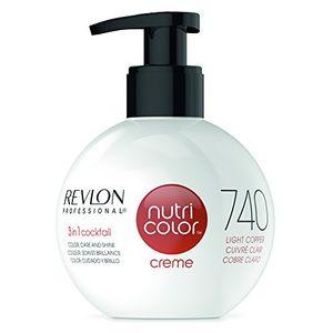 ofertas para - revlon professional nutria color crema 740 luz cobre 270 ml
