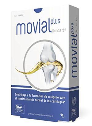 Inicio MOVIAL Plus Fluidart 28 Cápsulas Mejor oferta