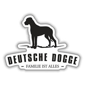 Angebote für -aufkleber deutsche dogge wetterfester