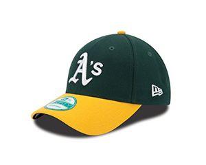 new era herren baseball cap the league oakland raiders offical team colour grün green one size