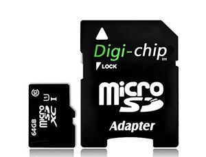 photos of Digi Chip 64GB Micro SD Class 10 UHS 1 Speicherkarte Für HTC One A9, HTC Butterfly 3 Hot Angebot Kaufen   model CE