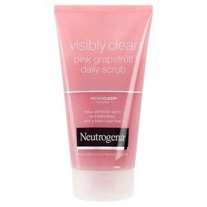Comprar Neutrogena Visibly Clear Pink Grapefruit Daily Scrub 150ml ofertas especiales