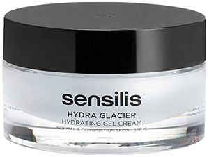 ofertas para - sensilis hydra glacier gel crema de día spf 15 50 ml