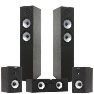 photos of Jamo S526hcsb Lautsprecher Schwarz Einkaufsführer Kaufen   model Speakers