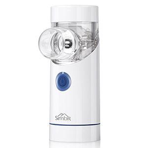 Top Inhalador, SMIBR Nebulizador de Malla Vibrante Portátil con Boquilla y Máscara para Niños y Adultos Guía