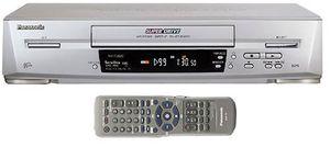 photos of Panasonic NV FJ620EG S VHS Videorekorder Silber Einkaufsführer Kaufen   model Home Theater