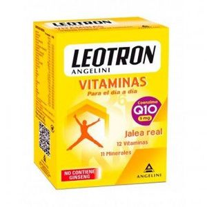 Top LEOTRON Vitaminas 90 comp. comparación