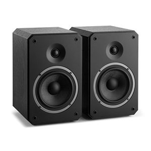 numan octavox 702 mkii • regal lautsprecher • lautsprecher boxen • hifi boxen • high end boxen • 2 wege lautsprechersystem • 100 watt max • bassreflex • abnehmbare lautsprecherabdeckung • schwarz