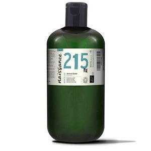 Naissance Almendras Dulces BIO - Aceite Vegetal Prensado en Frío 100% Puro - Certificado Ecológico - 1Litro Mejor compra