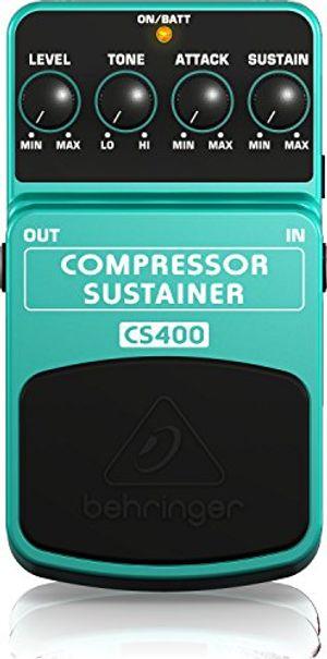 Angebote für -behringer compressor sustainer cs400 ultimatives dynamik effektpedal