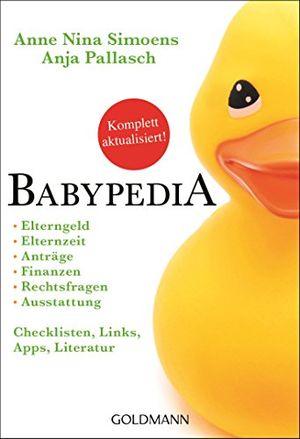 Buy babypedia elternzeit anträge finanzen rechtsfragen ausstattung checklisten links apps literatur