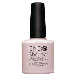 ofertas para - cnd cnds0059 esmalte de uñas de gel tono romantique color rosa