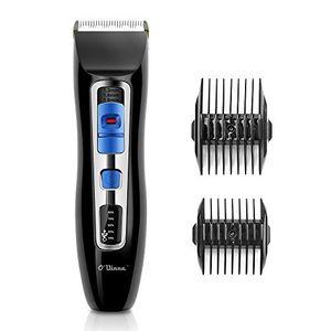 ofertas para - ovinna cortapelos para cabello y afeitarecortador y barbero electrónico portátil color negro
