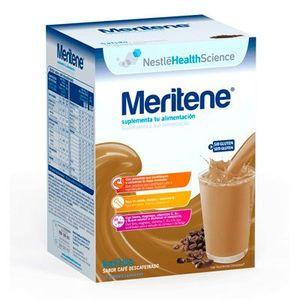 Buy MERITENE Sabor Café Descafeinado. 15 Sobres ofertas especiales