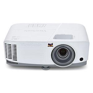 deals for - viewsonic pa503w 3d heimkino dlp projektor wxga 3600 ansi lumen hdmi 2 watt lautsprecher 11x optischer zoom weiß grau