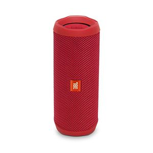 Cheap jbl flip 4 ein voll ausgestatteter wasserdichter und mobiler bluetooth lautsprecher mit überraschend kraftvollem sound rot