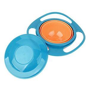Angebote für -universal gyro bowl anti spill schüssel glatte 360 grad rotation gyroskopische schale für baby kids bobury blau