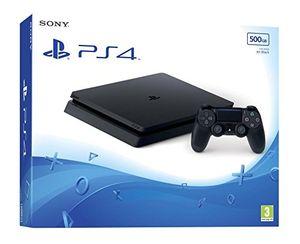 deals for - playstation4 konsole 500gb schwarz slim