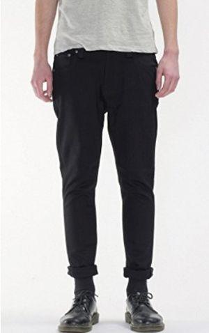 Angebote für -nudie jeans brute knut herren schwarz dry cold black w28l30 eu