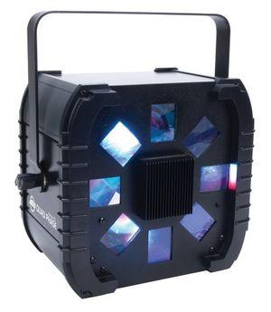 photos of ADJ Quad Phase 4 In 1 LED Moonflower (10 Watt) Vor Dem Kauf Kaufen   model Musical Instruments
