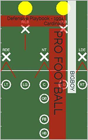 Top pro football defensive playbook 1994 cardinals championship playbooks 16 english edition