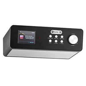 photos of Auna KR 200 • Küchenradio • Unterbauradio • DAB / DAB+ Tuner • UKW Empfänger • Spotify Connect • 10 Senderspeicherplätze • Automatischer Und Manueller Sendersuchlauf • WiFi • AUX Kaufen   model CE