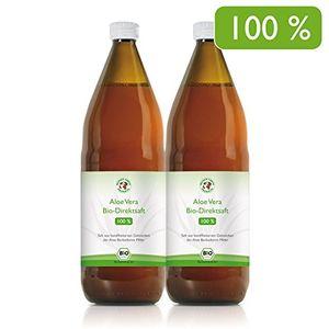 ofertas para - jugo de aloe vera orgánico en dosis de 1200 ml aloeverose 2 x 1000ml