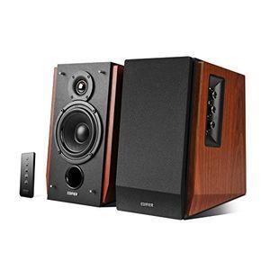 Angebote für -edifier r1700bt studio bluetooth lautsprechersystem 66 watt mit infrarot fernbedienung braun