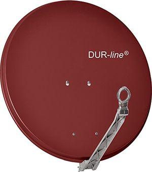 Angebote für -dur line select 75cm rot 3 x test sehr gut aluminium satellitenschüssel parabolantenne
