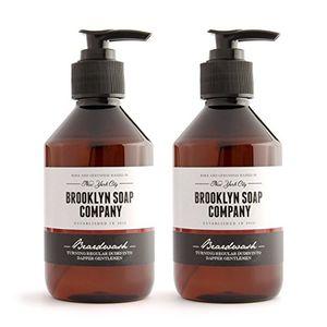 ofertas para - brooklyn soap company®beard washbarba champúbarba jabón250mlaroma denaturales barba cuidadofabricado en alemanialimpia la barba menos jucke