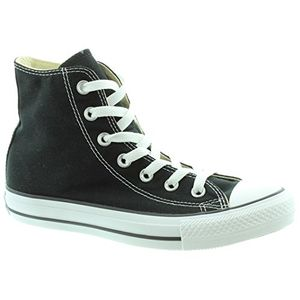 converse ctas core hi unisex erwachsene herren sneakers schwarz schwarzschwarz größe 12 uk adult