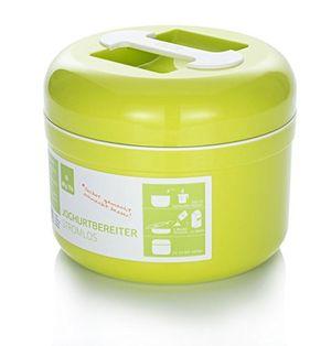 deals for - myyo joghurtbereiter ohne strom in limette 2 beutel bio fermente gratis