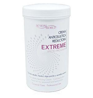 ofertas para - crema extreme anticelulitica reductora efecto frío calor sesiomworld 1 kilo