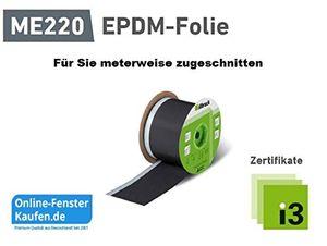 deals for - illbruck me220 epdm folie 200x12 mm 1 selbstklebestreifen 1 meter im zuschnitt durch online fenster kaufen