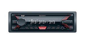 photos of Sony DSX A300DAB Autoradio (DAB/DAB+, AUX Eingang, USB, Apple IPod Control, Mega Bass 2, 4 X 55 W) Einkaufsführer Kaufen   model CE