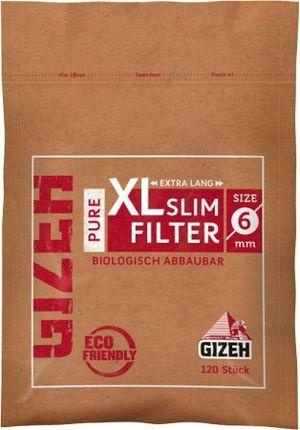 deals for - gizeh 415925015 pure xl slim filter durchmesser 6 mm länge 19 mm 10 beutel x 120
