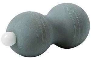 Inicio Togu Bodybone - Rodillo de masaje (15 x 6,5 cm), color plateado antes de compra