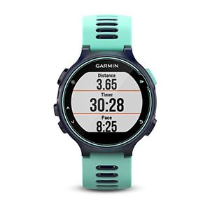 ofertas para - garmin forerunner 735xt reloj multisport con gps tecnología pulsómetro integrado unisex standalone color turquesa y azul