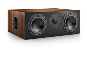 Review for nubert nubox cs 413 soundbar centerspeaker 2 wege 2 x 150 cm tieftöner 25 cm hochtöner 220300 watt 55 22000 hz stück ebenholzschwarz