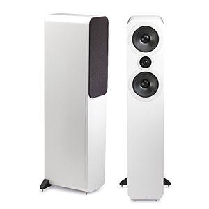 q acoustics 305025w weiß lautsprecherlautsprecher lautsprecher xlr boden 25cm 165cm 25w