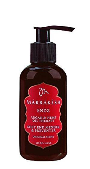 Review for Marrakesh Hair Care Reparador de puntas abiertas - 118 ml comparación