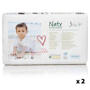 ofertas para - naty caja pañales midi 4 9 kg