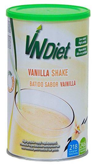 Comprar VNDiet Batido de vainilla sustitutivo de una comida para dieta adelgazamiento, alto en proteína. 490 gr, 14 tomas de 35 gr. Adelgazar facil y rapido día Ventajas Desventajas Padres
